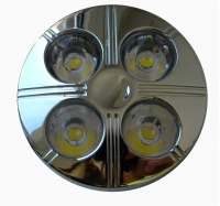 Фары дневного света Prime-X DRL-020 с линзами, с функцией поворотов и притухания