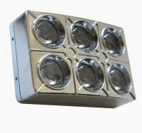 """Фары дневного света """"Prime-X"""" DRL-022 с линзами, с функцией поворотов и притухания"""