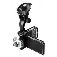 Видеорегистратор с двумя камерами Prime-X F900G, HD 720p