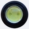 Светодиодная лампа Eagle eye с линзой Prime-X 7W, врезная.