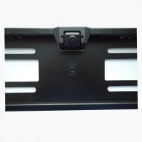 Камера переднего вида в номерной рамке Prime-X