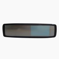 """Зеркало со встроенным цветным монитором и функцией BlueTooth """"Prime-X"""" M-043, (4,3"""") + touch key"""