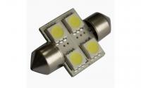 Светодиодная лампа Prime-X SV8.5-4, 31мм. Софитная.