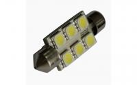 Светодиодная лампа Prime-X SV8.5-6, 42мм. Софитная.