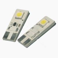 Светодиодная лампа VIZANT, T10-2CAN, с обманкой. Цокольная, безцокольная.