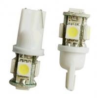 Светодиодная лампа Т10-5 Prime-X. Цокольная, безцокольная.
