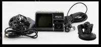 Видеорегистратор с двумя камерами Prime-X F90, HD 1280х720p + H.264