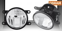 Фари протитуманні Осрам LED (комплект)