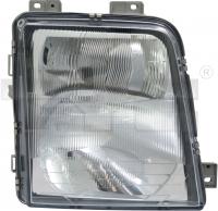 Фара права H1+H1 (без противотуманки) VW LT 2