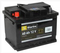 Аккумулятор Starline energy 60Ah (+ слева)